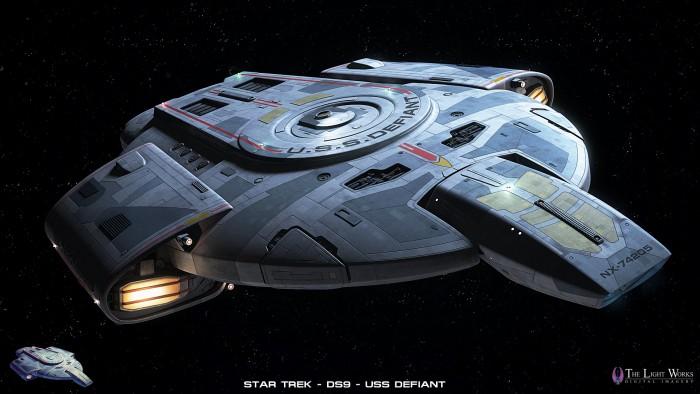 USS Defiant 700x394 USS Defiant