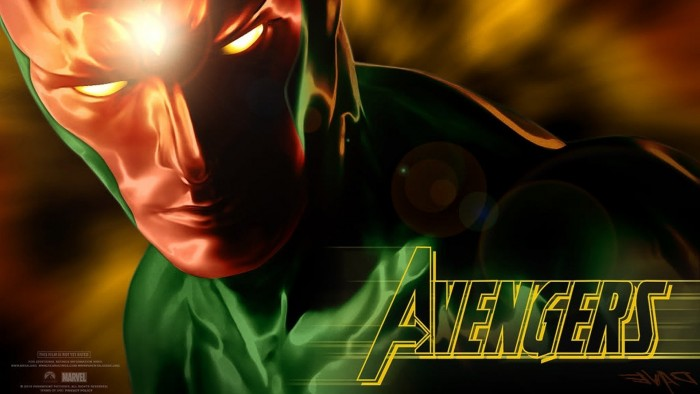 Avengers The Vision 700x394 Avengers – The Vision