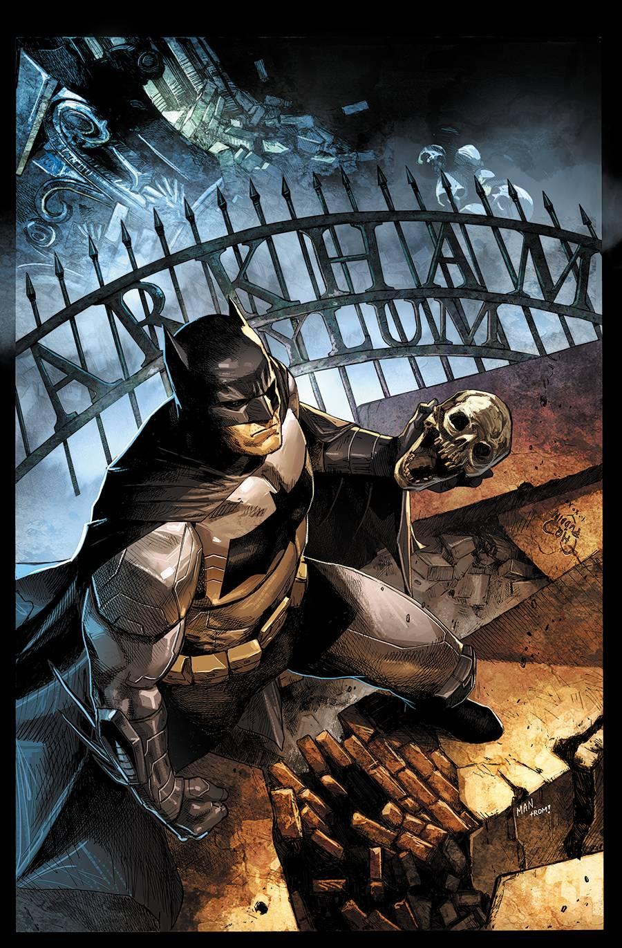 Batman holding a skull.jpg