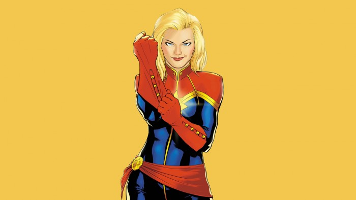 Captain Marvel 700x394 Captain Marvel