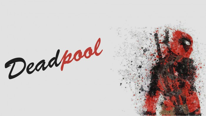 Deadpool splatter 700x394 Deadpool splatter