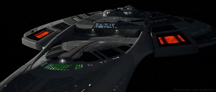 Enterprise E looking In 700x298 Enterprise E – looking In