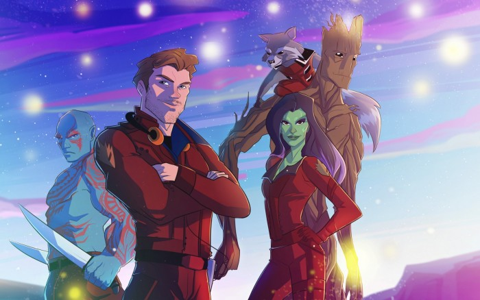 Guardians Of The Galaxy 700x438 Guardians Of The Galaxy