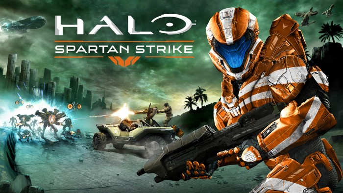 Halo Spartan Strike Orange 700x394 Halo Spartan Strike – Orange