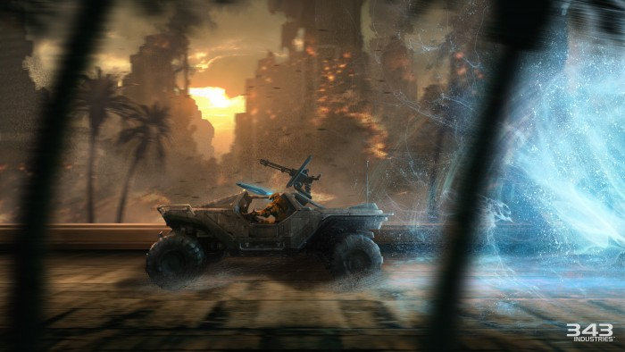 Halo Spartan Strike Warthog Runner 700x394 Halo Spartan Strike – Warthog Runner