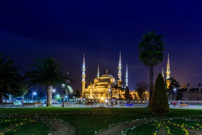 Sultan Ahmed Mosque 700x467 Sultan Ahmed Mosque