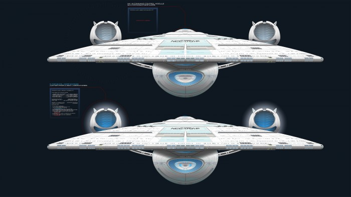 U.S.S. Enterprise NCC 1701 F 700x394 U.S.S. Enterprise (NCC 1701 F)