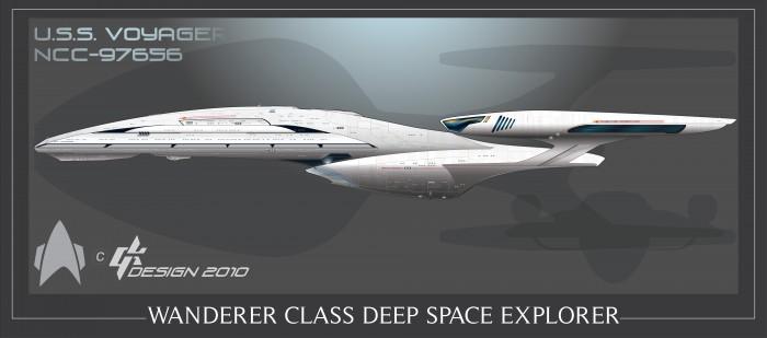 Wanderer Class Deep Space Explorer