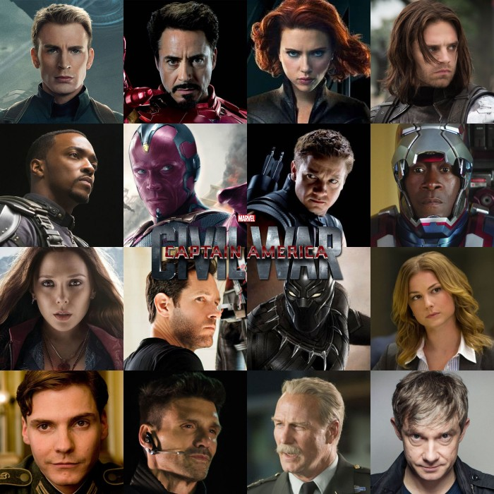 Civil War Cast 700x700 Civil War Cast