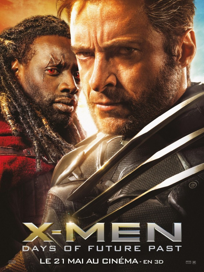 Days of Future past Wolverine and Bishop 700x933 Days of Future past – Wolverine and Bishop