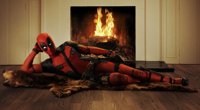 Deadpool on a fur Rug 700x385 Deadpool on a fur Rug