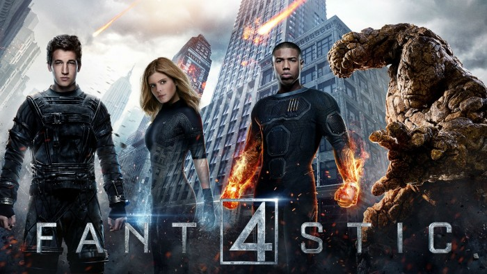 Fantastic Four Wallpaper 700x394 Fantastic Four Wallpaper