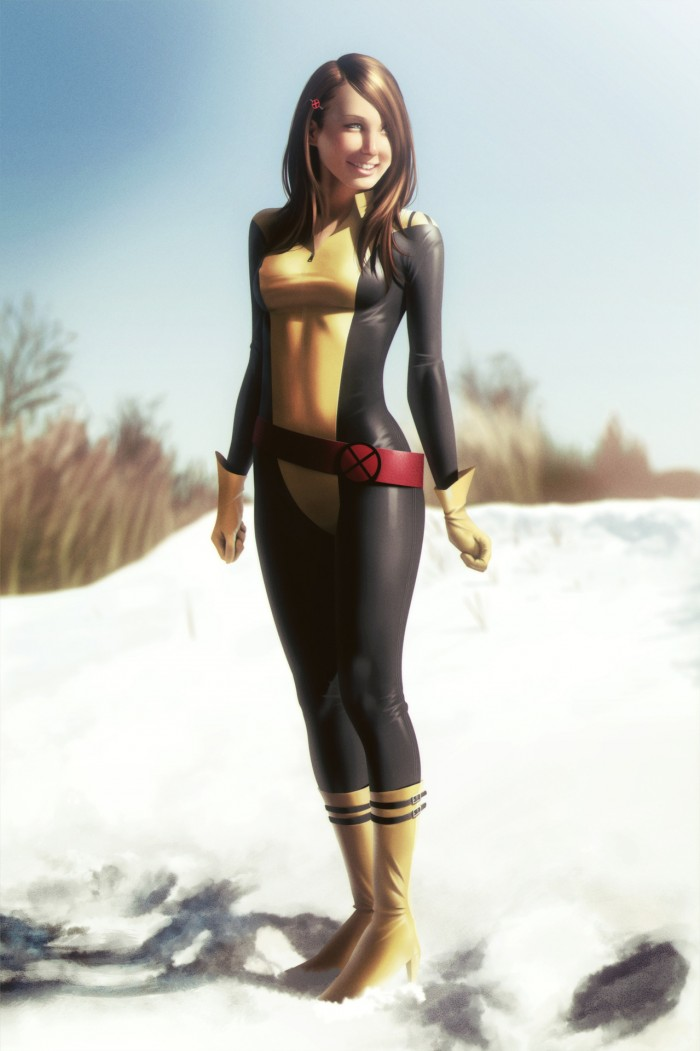 Kitty Pryde 700x1051 Kitty Pryde