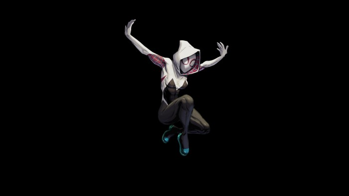 Spider Gwen takes a jump 700x394 Spider Gwen takes a jump