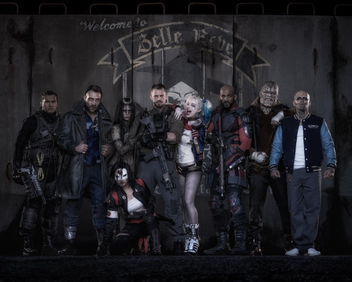 Suicide Squad Cast photo 700x560 Suicide Squad Cast photo