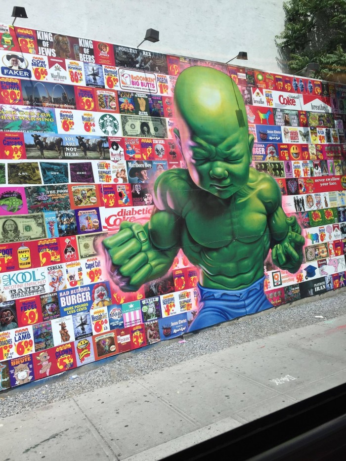 mural in NYC 700x933 mural in NYC