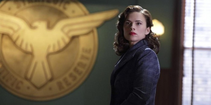 Agent Carter and a shield 700x350 Agent Carter and a shield