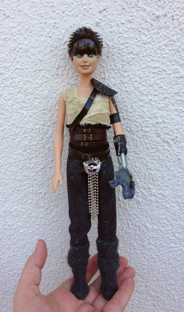 Imperator Furiosa Barbie Doll