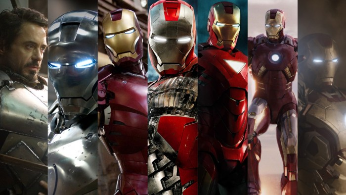 Iron man through the movies 700x394 Iron man through the movies
