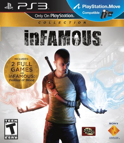 infamous game cover