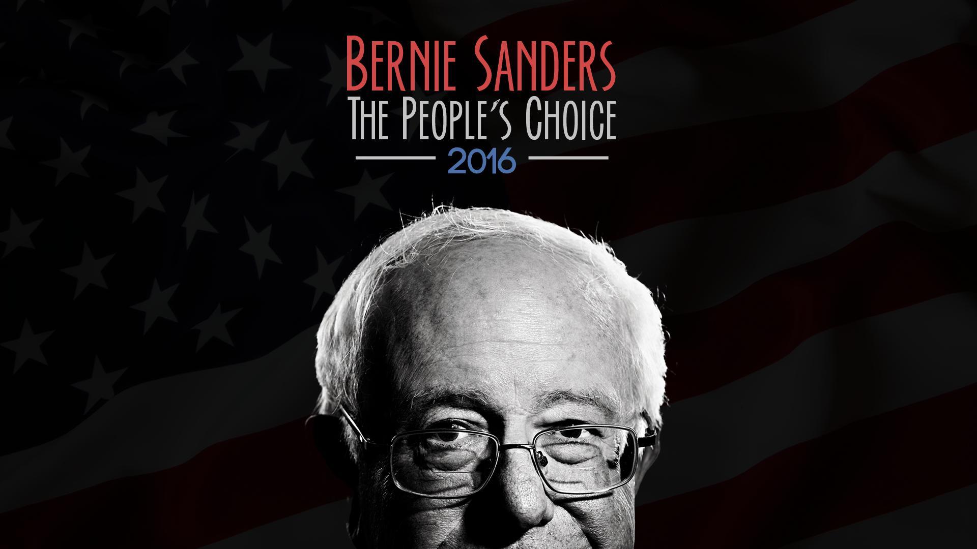 Bernie Sanders Wallpaper Download: MyConfinedSpace