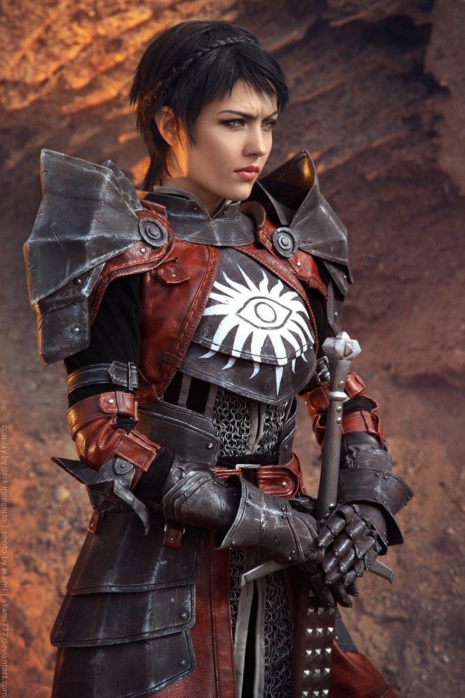 Dragon Age – Cassandra Pentaghast by Kseniya Dark Incognito
