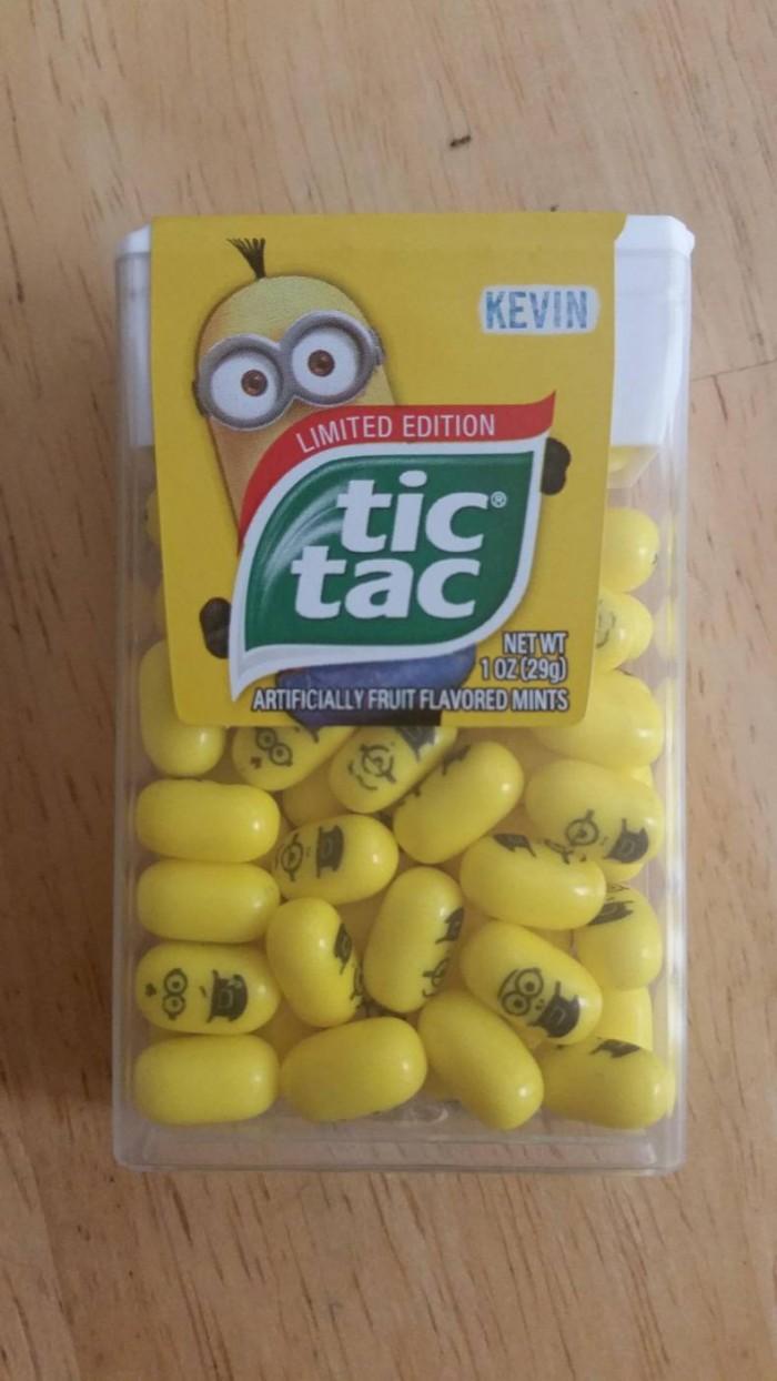 Limited Edition Minion Tic Tac.jpg