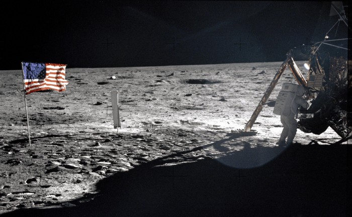 Neil Armstrong On The Moon.jpg