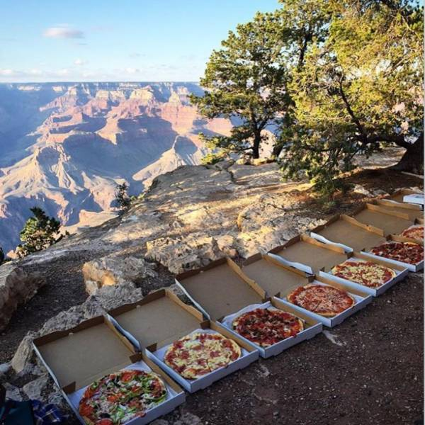 Pizza Mountain