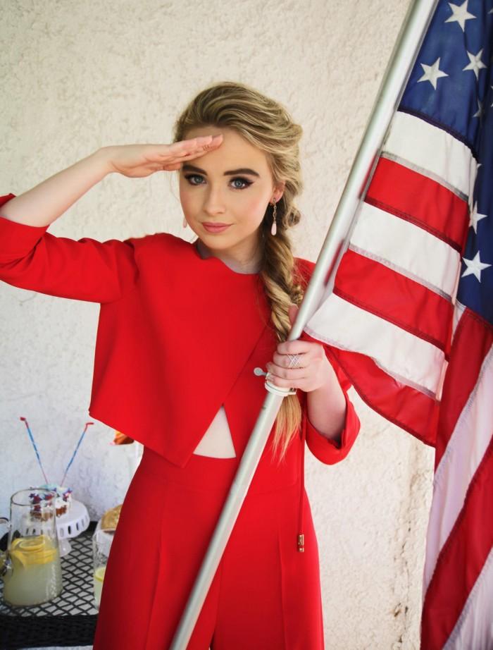 Sabrina Carpenter is patriotic.jpg