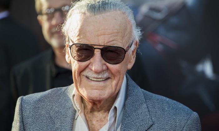 Stan Lee in the sunshine.jpeg