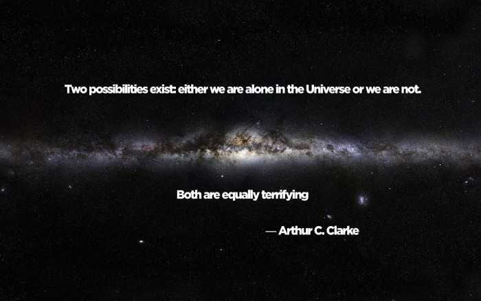 Two Possibilities - Arthur C. Clarke.jpg