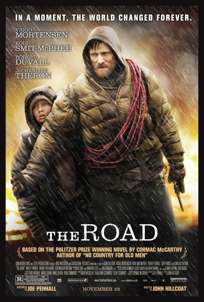 2009_the_road_poster