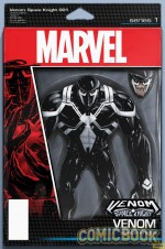 Venom Space Knight 150x226 Marvel's All New, All Different relaunch covers