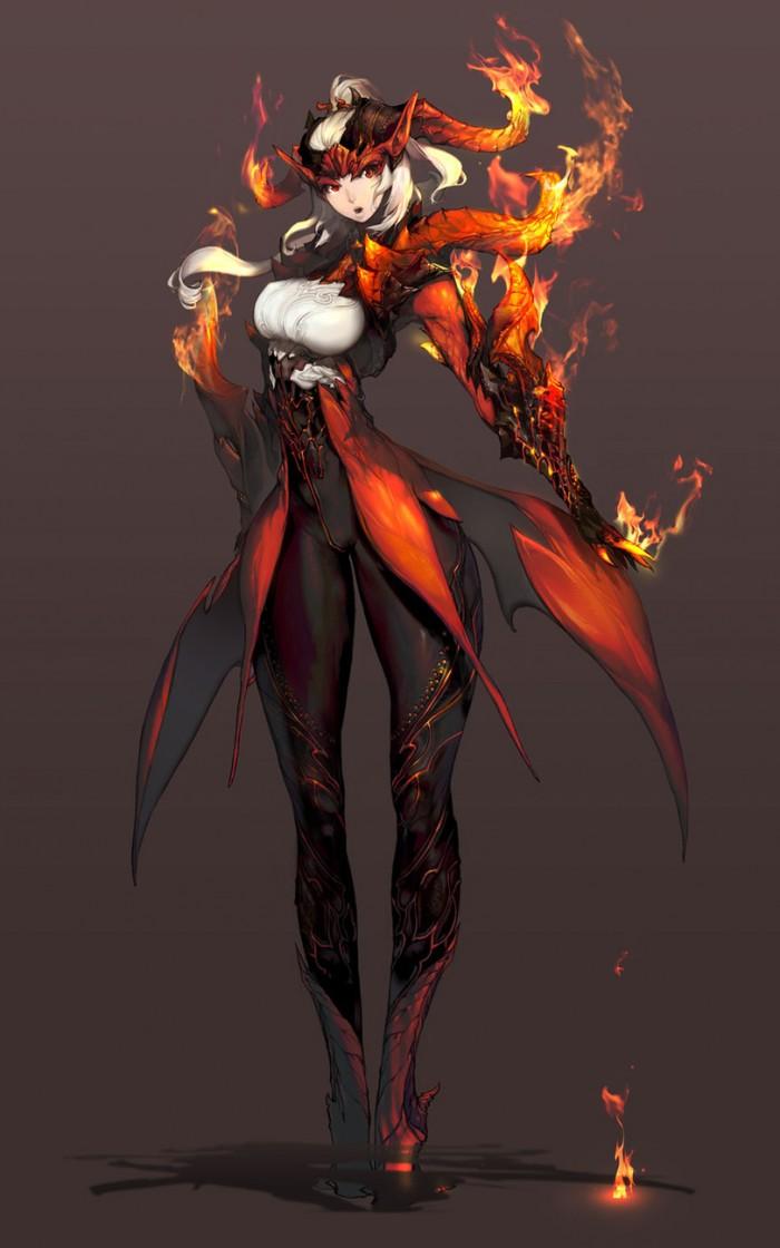 art-blade-&-soul-fantasy-art-girl-2345194