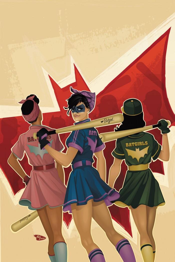 Batgirls DC Bombshells number 7 700x1050 Batgirls – DC Bombshells number 7