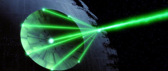 Laser Shot