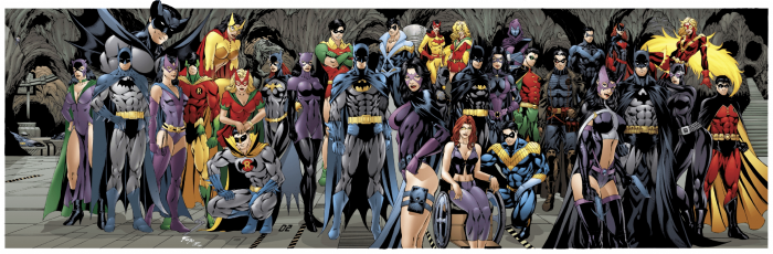 The batfamilies 700x230 The batfamilies