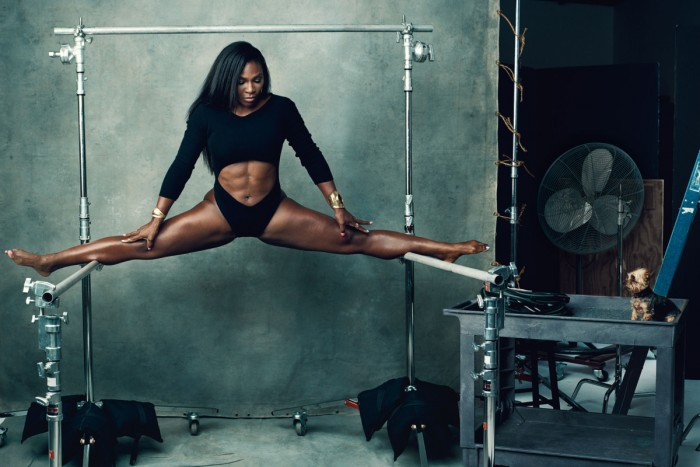 serena williams can do serious splits.jpg