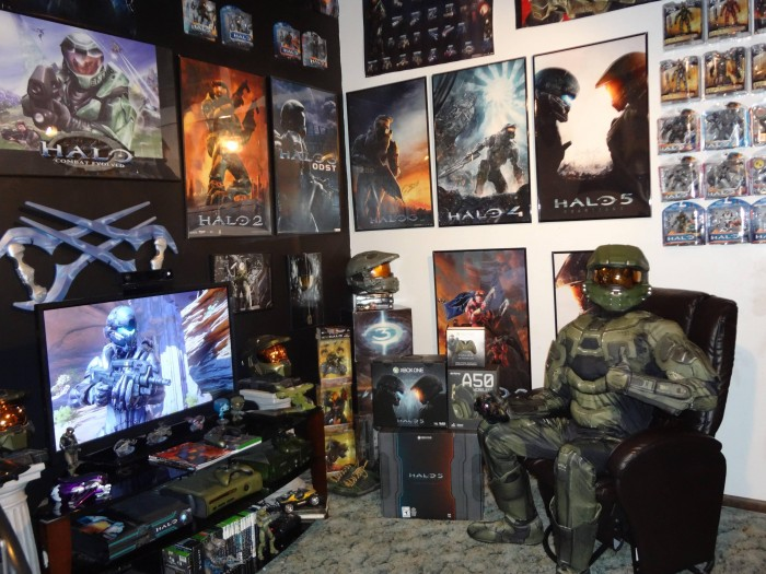 Halo Collection Fan