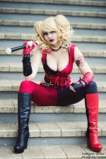 Harley Quinn Alithia 001 150x225 Alithia is Harley Quinn