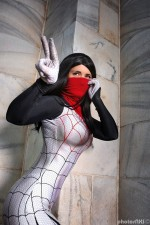 Silk Amazing Spiderman Beautiful Syn 002 150x225 Silk Cosplay  Beautiful Syn