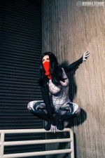 Silk Amazing Spiderman Beautiful Syn 006 150x225 Silk Cosplay  Beautiful Syn