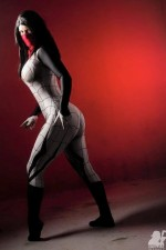 Silk Amazing Spiderman Beautiful Syn 008 150x225 Silk Cosplay  Beautiful Syn