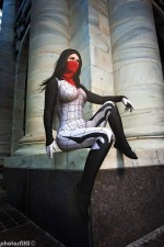 Silk Amazing Spiderman Beautiful Syn 010 150x225 Silk Cosplay  Beautiful Syn