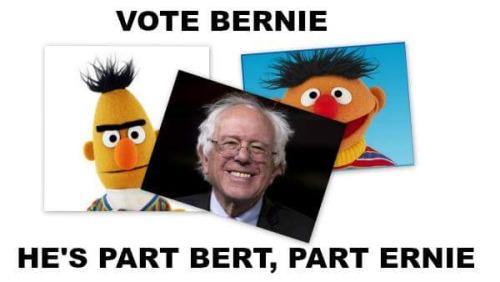 Vote Bernie - part bert, part ernie.jpg