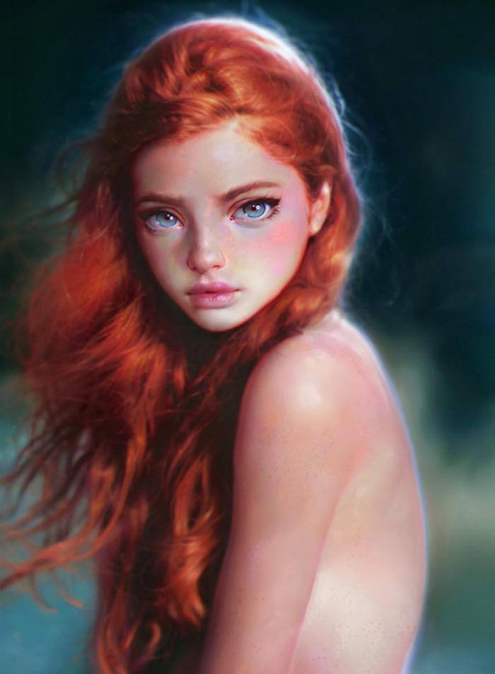 Art by Irakli Nadar