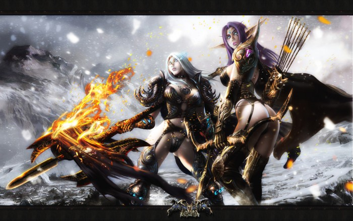 1403900095349 700x438 skyrim art Warhammer Wallpaper NeSFW Fantasy   Science Fiction