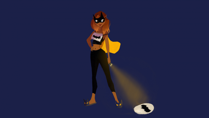 Batgirl with flashlight.png
