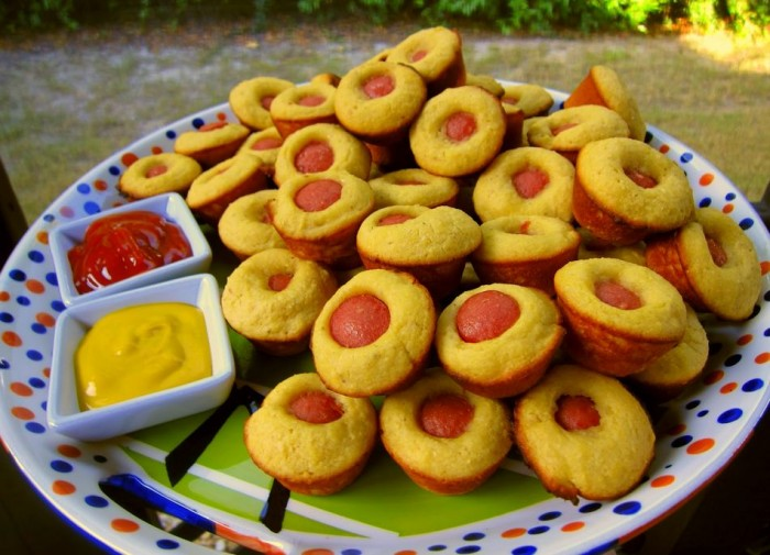 Cordog Muffins